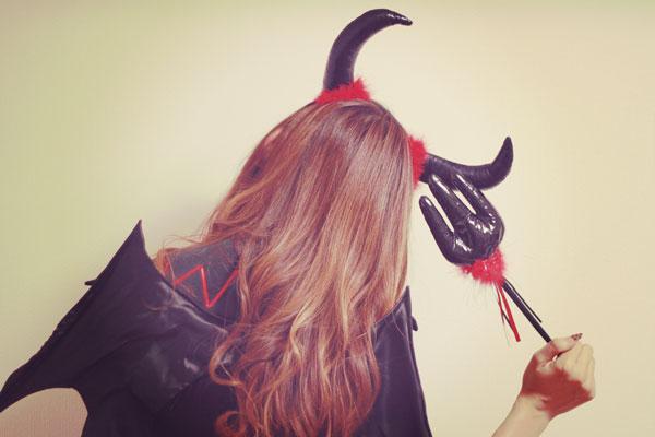 男ウケするハロウィン仮装