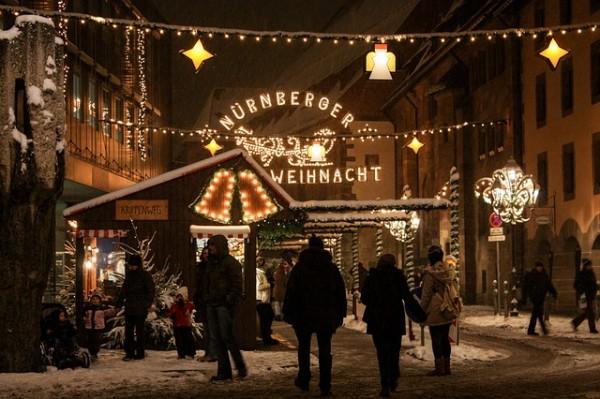 国内クリスマスマーケットを見逃すな!冬デートで使える【12選】