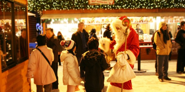 札幌のクリスマスマーケット