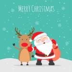 サンタクロースの由来と起源は?サンタさんが何者か調べてみた。