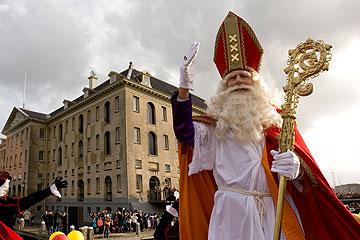 聖ニコラウスのサンタクロース