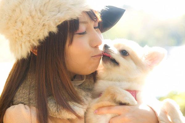 鼻にキスする意味と男性心理