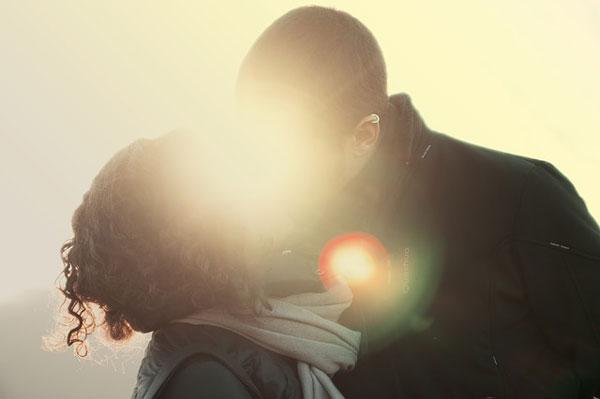 彼氏とするキスの種類