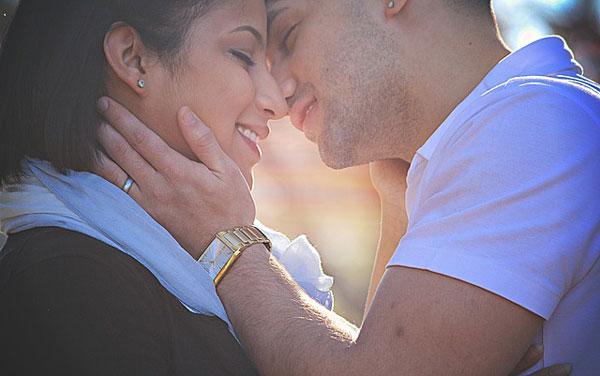 彼氏とキスするタイミング