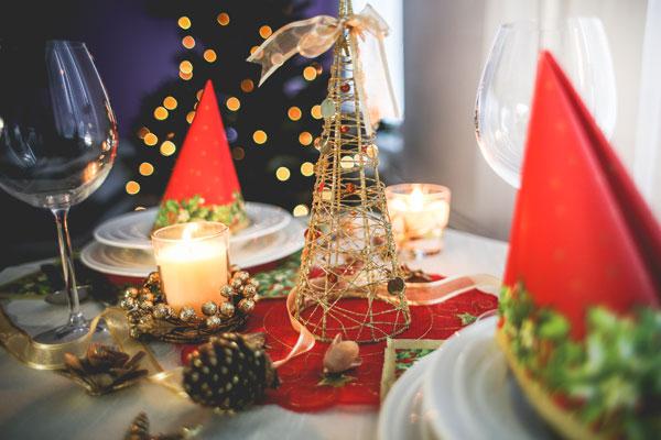 クリスマスデートにオススメのプラン