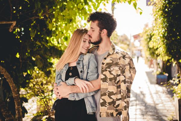 付き合う前にキスしたのは彼女にしたかったから