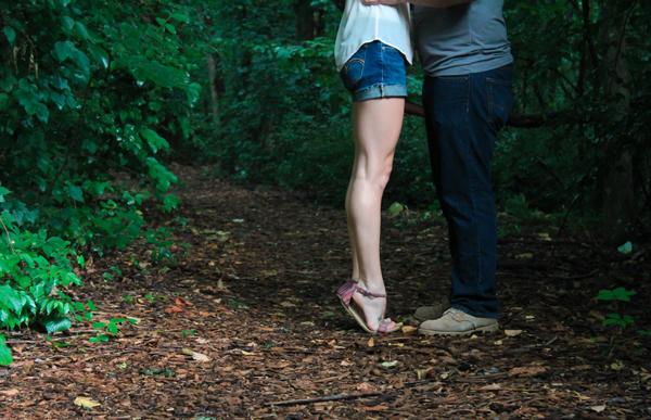 キスするのに理想の身長差