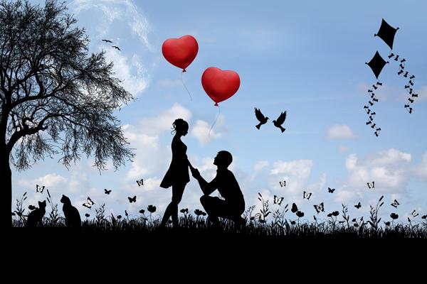 男性が恋に落ちる瞬間や恋愛対象として意識するタイミング